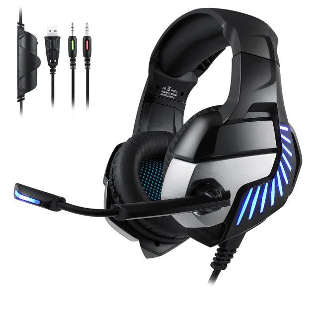 K5A Gaming Headset for Video Games