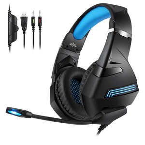 A2 Gaming Headset Deep Bass Surrounded Sound