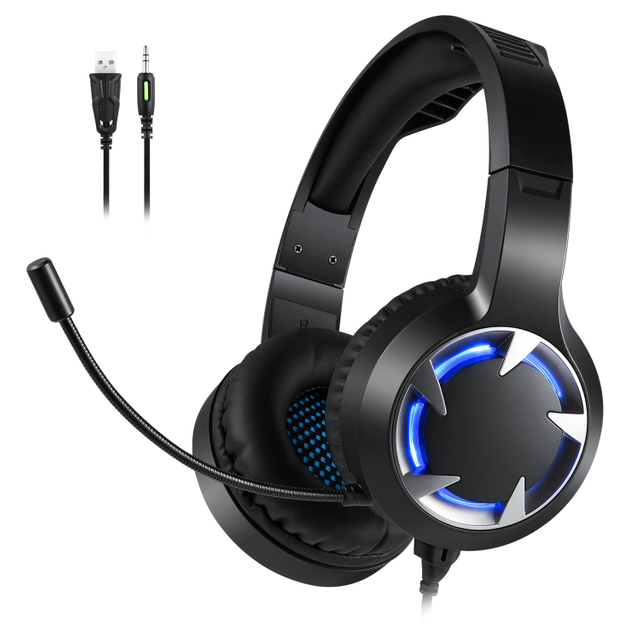 A9 Gaming Headset 50mm Big Speaker